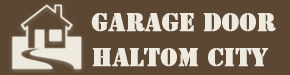 Garage Door Haltom City Logo